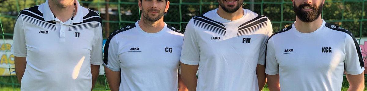 Neues Trainerteam für kommende Saison!