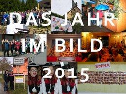 Das Jahr im Bild 2015